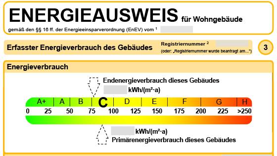 Energieausweis erstellen